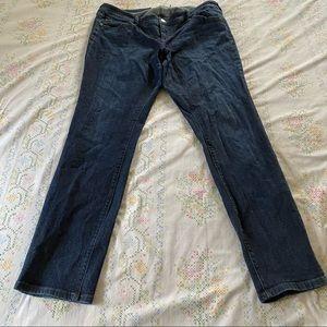 Torrid Boyfriend Jeans size 18 TALL